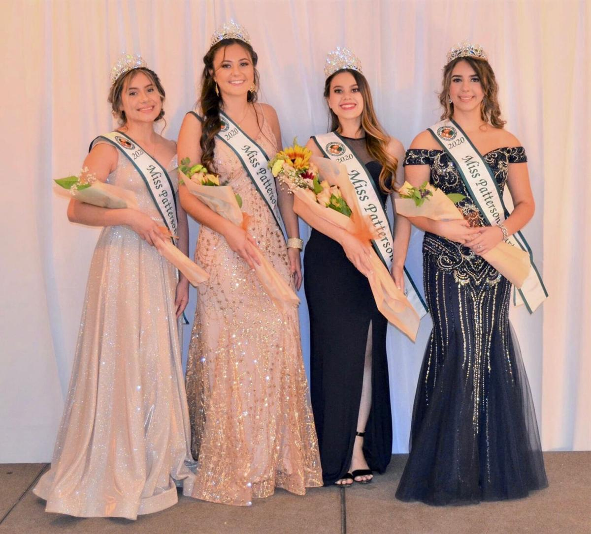 Carter crowned 2020 Miss Patterson