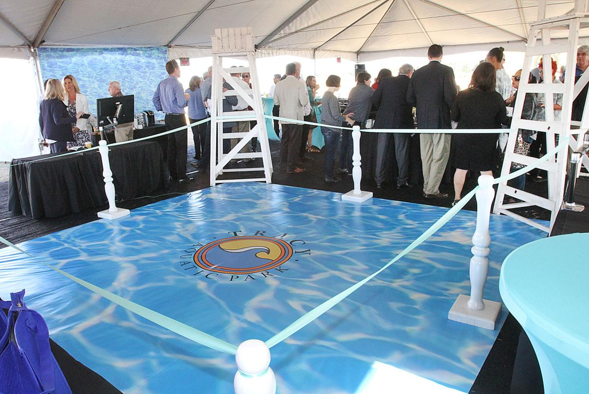 Tracy Aquatic Park launch