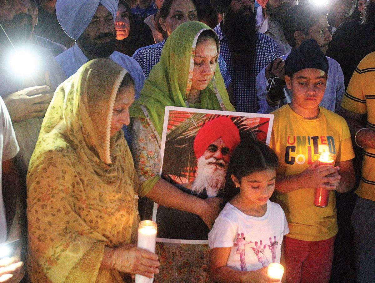 Singh vigil