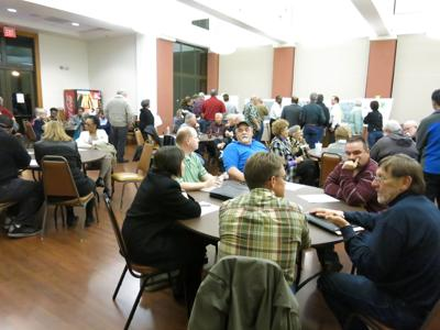 Patterson South County Corridor meeting