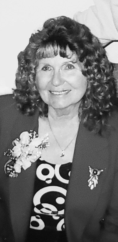 "Bonnie ""Maxine"" Rovedatti-Dructor: January 20, 1933 - June 28, 2020"