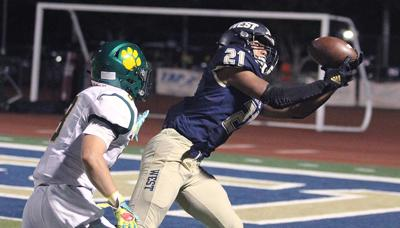 West loses homecoming game