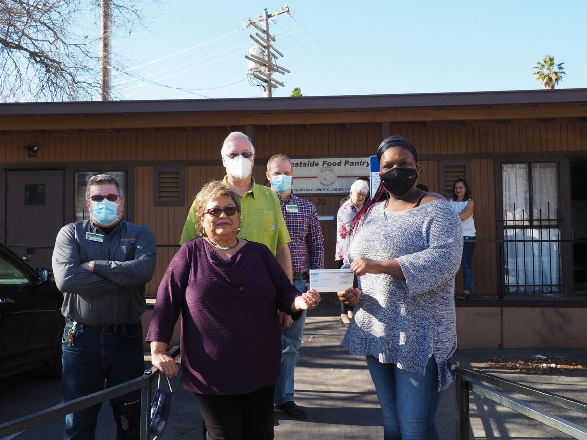 Friendly Competition fuels Savemart and Westside Food Pantry