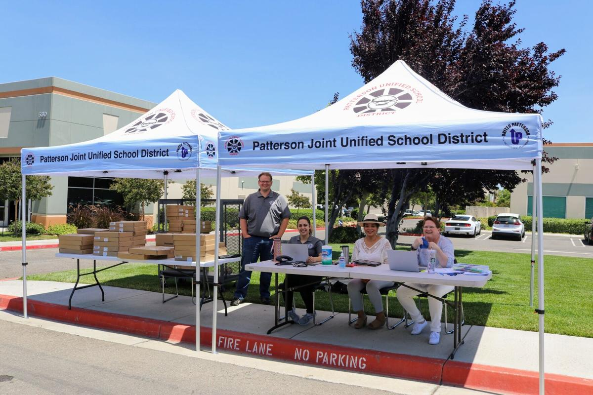PJUSD: Chromebooks distributed to community families