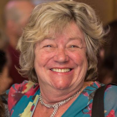 KSCO's Rosemary Chalmers