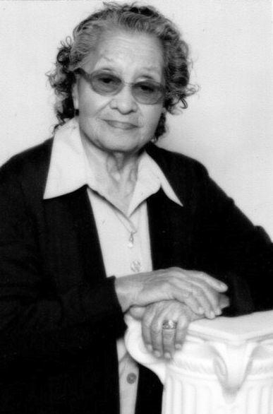 Frances Luna Yvanes October 4, 1921 – November 1, 2019