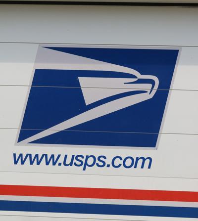 USPS Back of Truck Logo