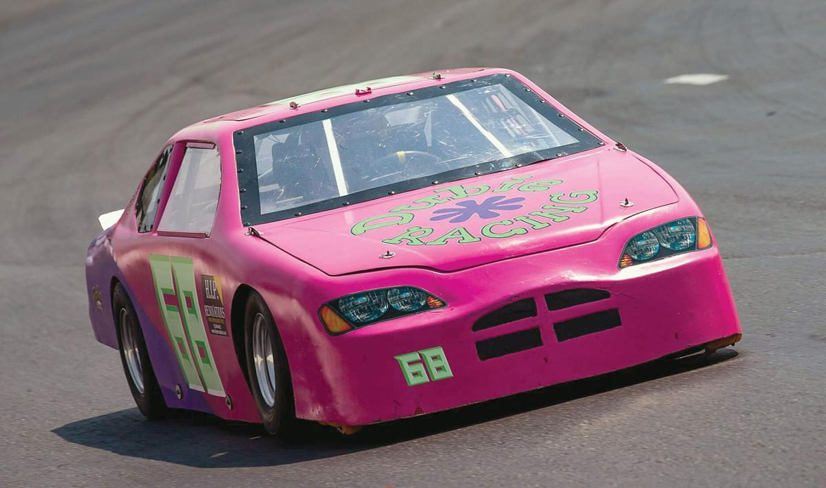Local racer leads Mini Cup series