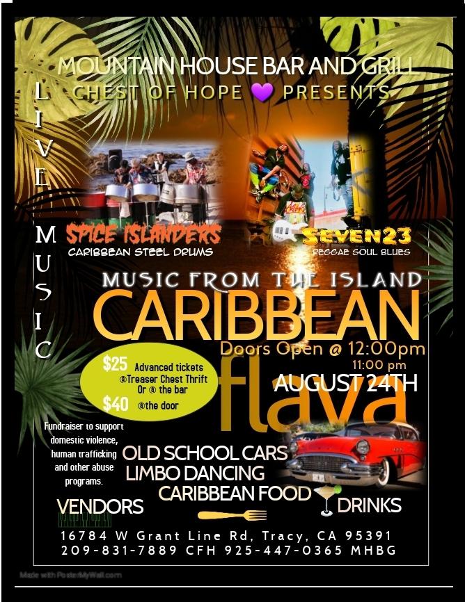 Chest of Hope Caribbean Flava