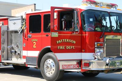 Patterson fire log from October 26 through November 1, 2020