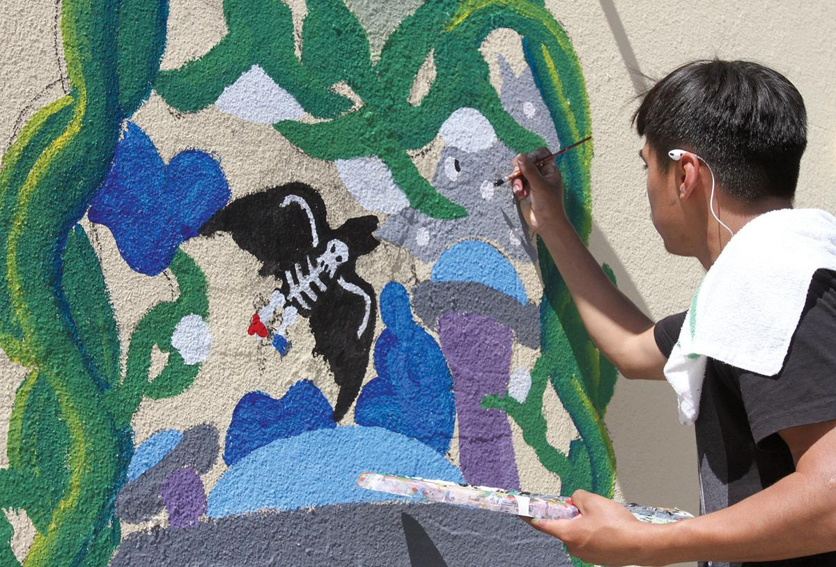 Downtown Tracy Artwalk & Mural Project