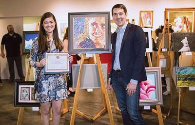 Congressional art winner
