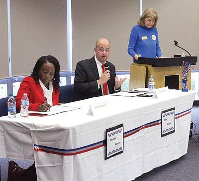 Supervisor candidate forum