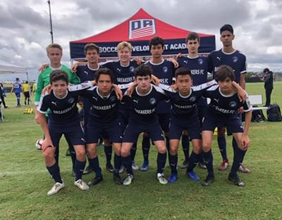 Scotts Valley Soccer Players Shine in San Diego