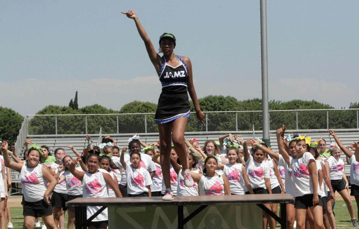 Heads Up and JAMZ Camp