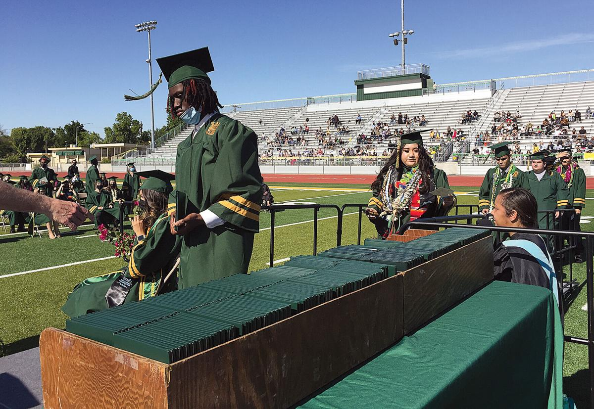 Tracy High Class of 2021