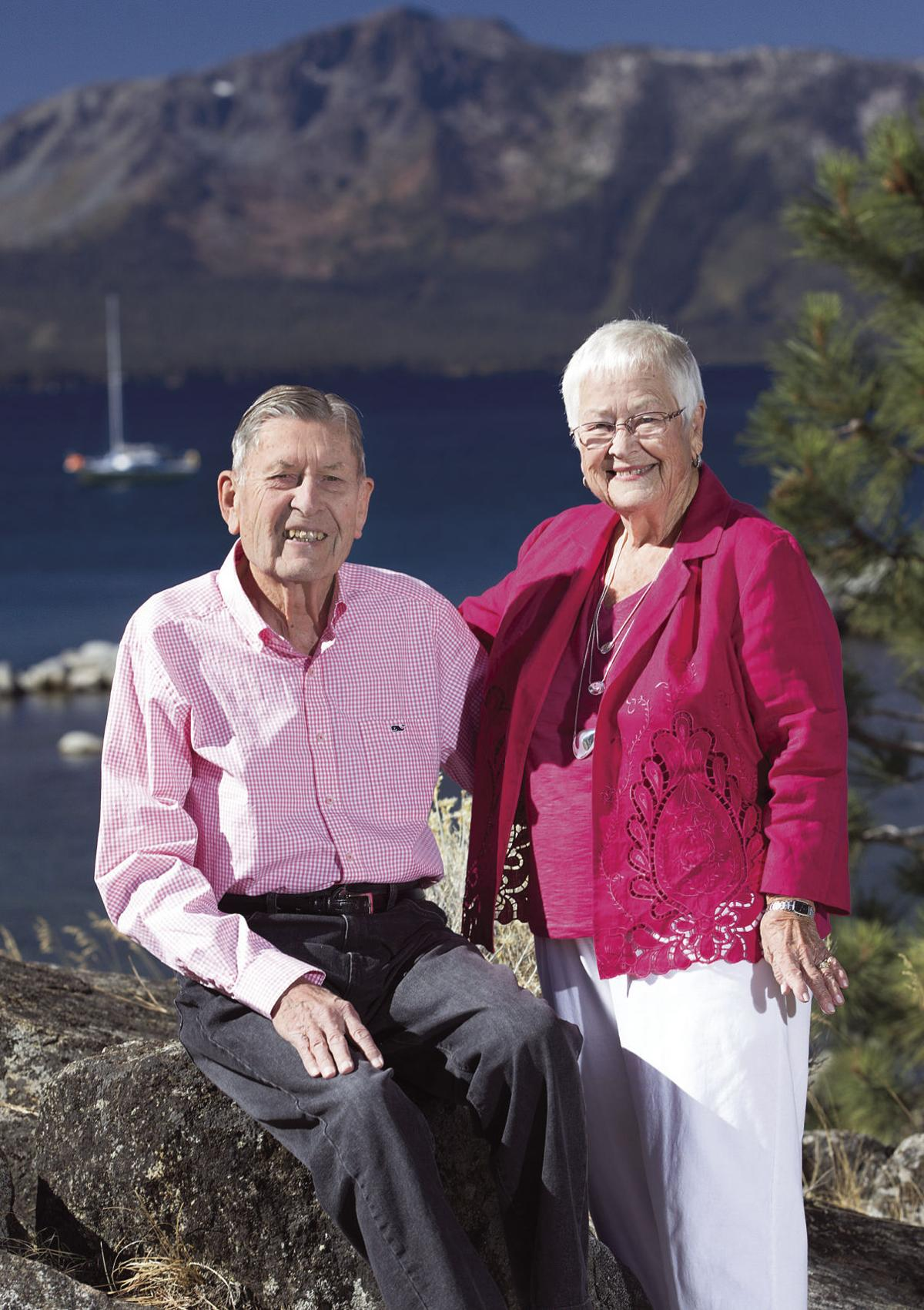 Don and Evie Low