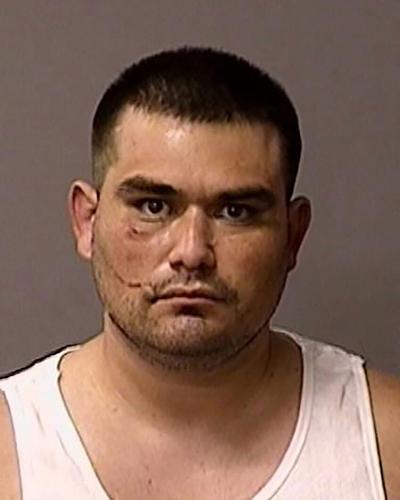 Driver arrested