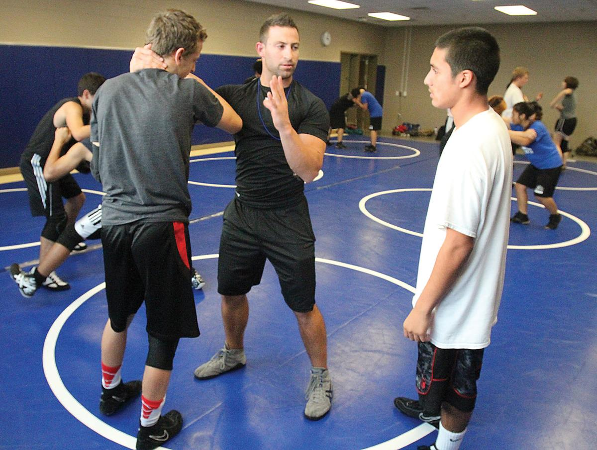 Mustang wrestlers ready for first season