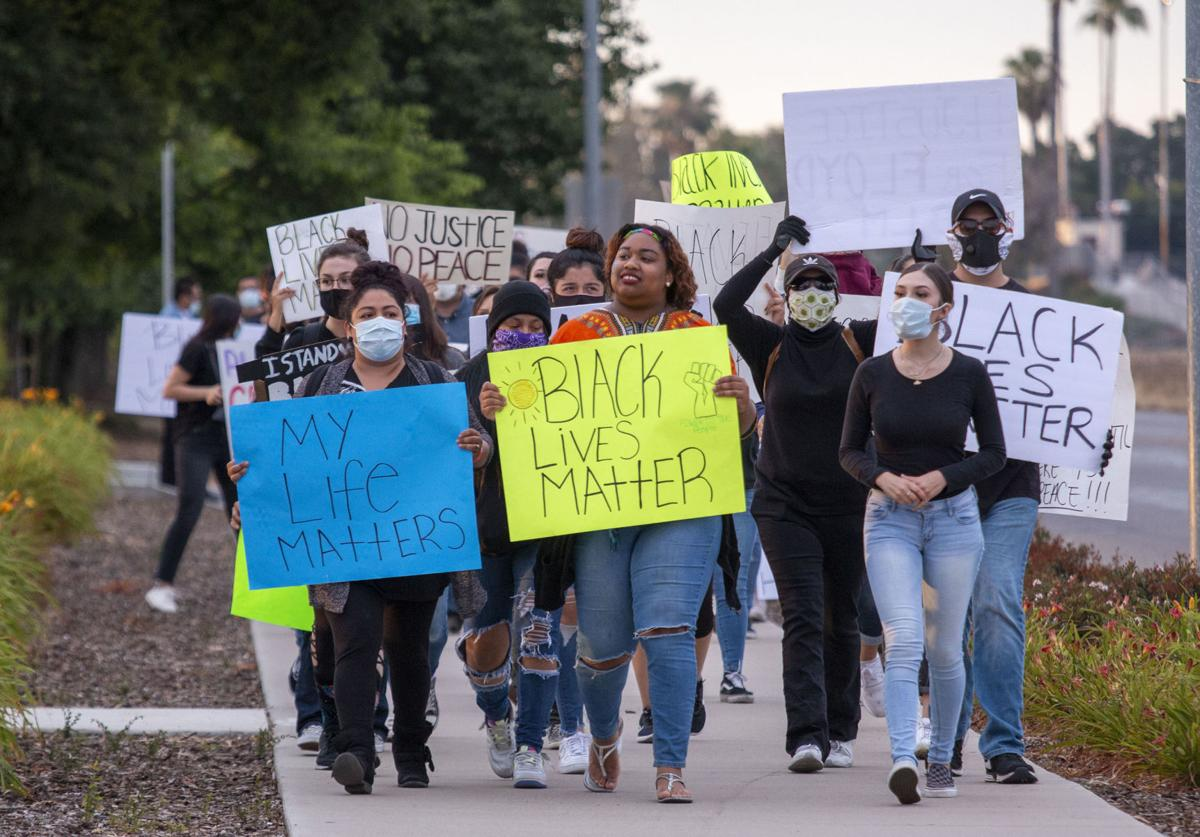 Patterson Protest