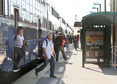 Altamont Corridor Express