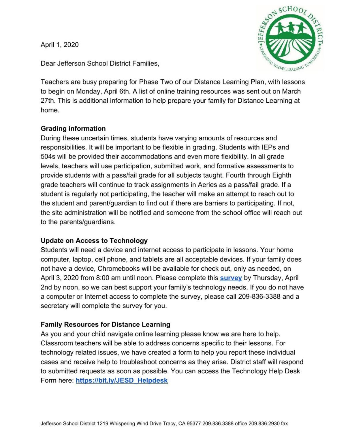 JSD distance learning resources