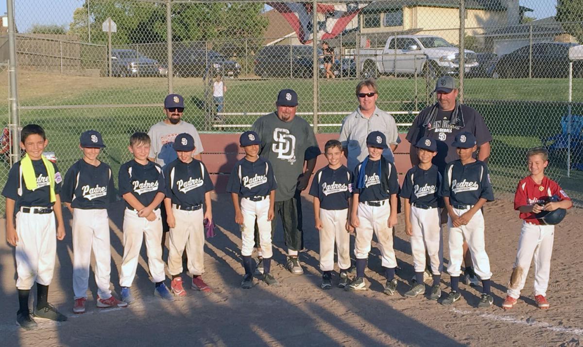 Patterson Little League Minor Divison Champions