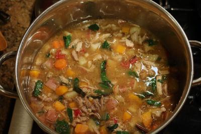 Pork Neck Soup