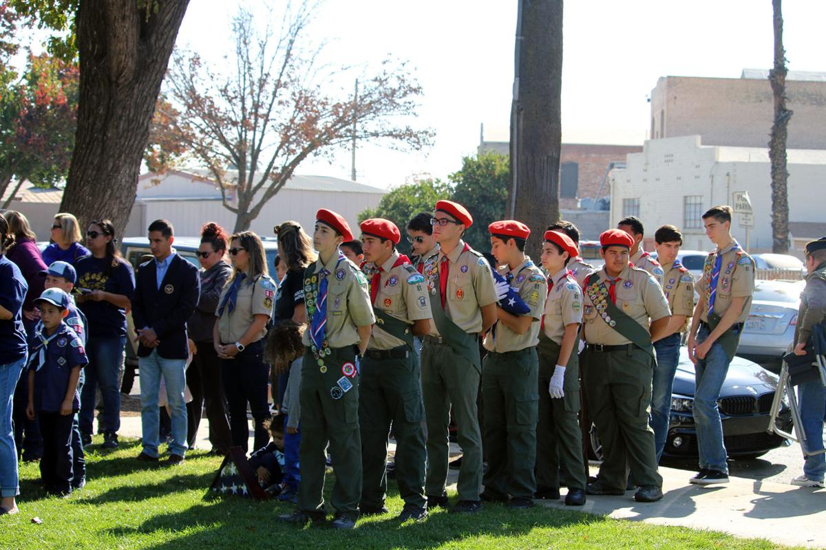 Veterans Day Ceremony