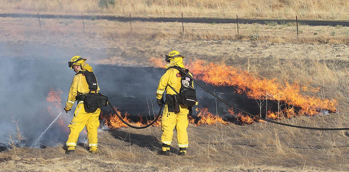 Patterson Fire