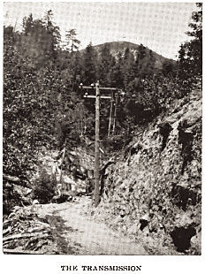 First power pole