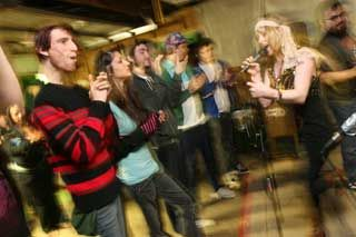 Free rock fest a hit at Patterson house