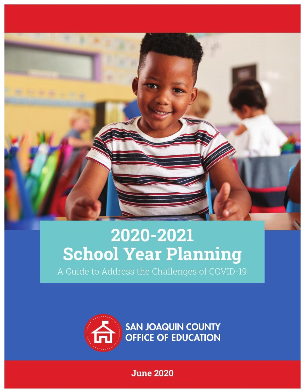 San Joaquin County School Reopening Guidance