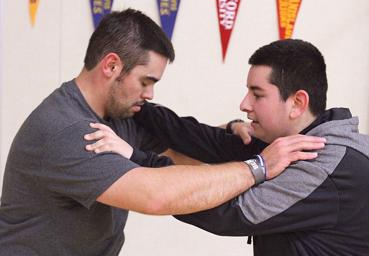 Delta Charter starts wrestling team
