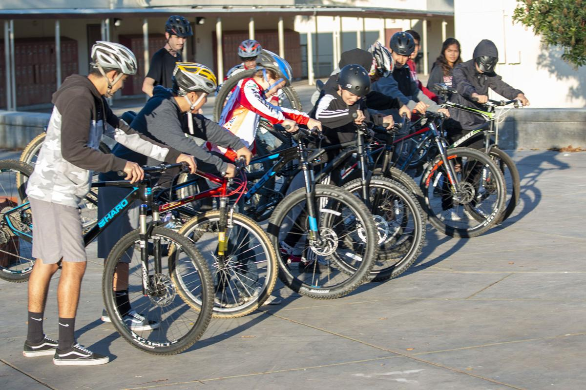PHS Mountain Biking Team