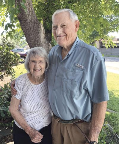 Swensons' anniversary