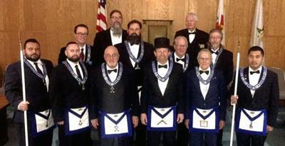 2019 Masonic Lodge Officers