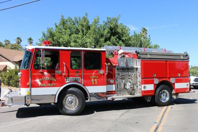 Is Patterson's fire department ready for everything?