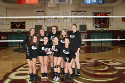 Scotts Valley girls volleyball