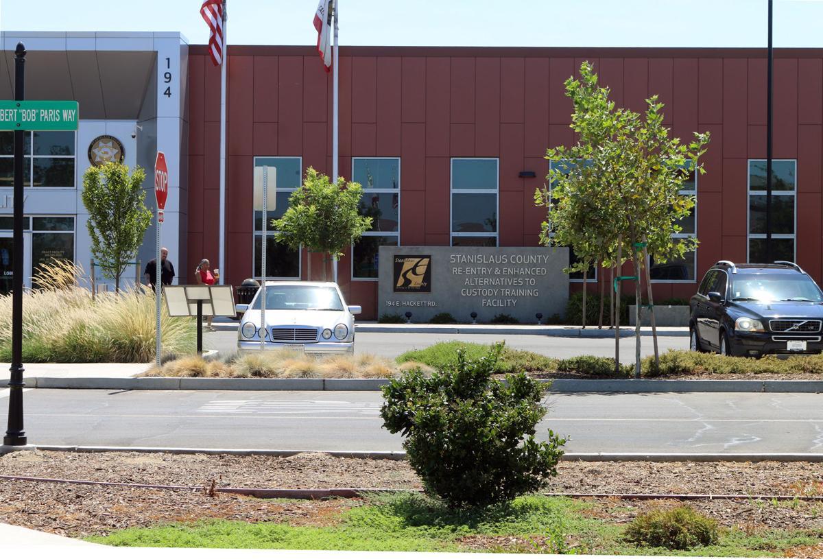 REACT Facility Building
