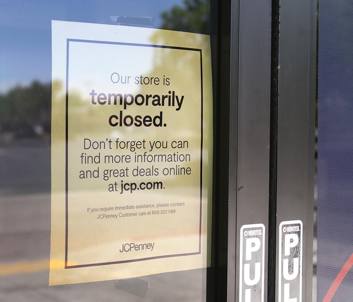 J.C. Penney closing