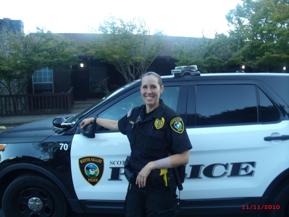 Officer Pascal Wowak