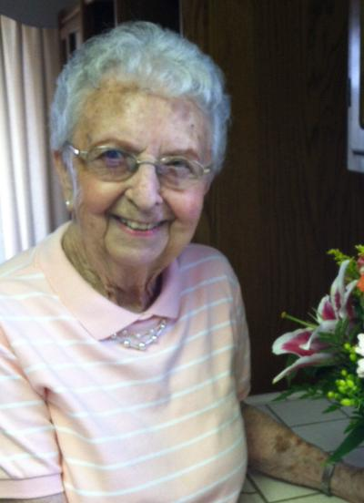 Bonnie Lucille Nordell: May 1922 ~ March 2019