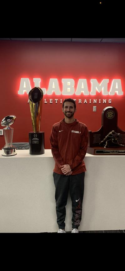Alabama wins National Championship with Patterson's Jake Saavedra