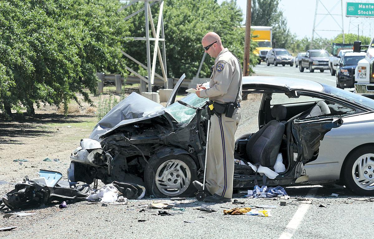 Fatal crash on 11th Street