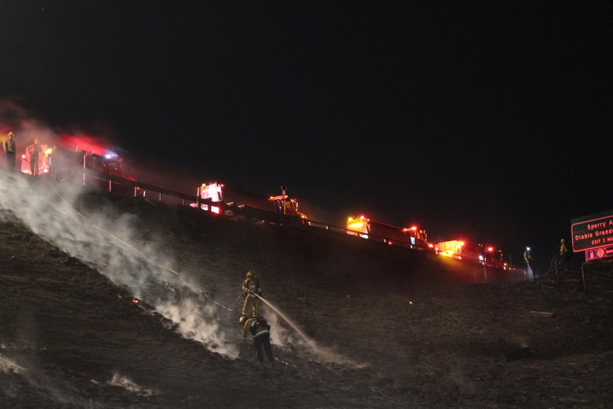 Single vehicle accident kills two