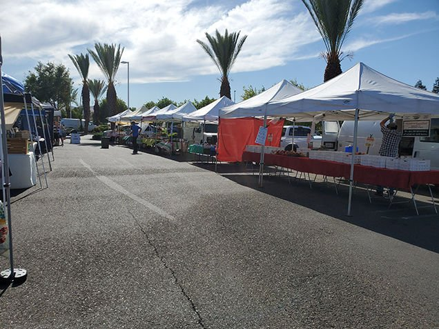 Patterson Farmers Market is open for business