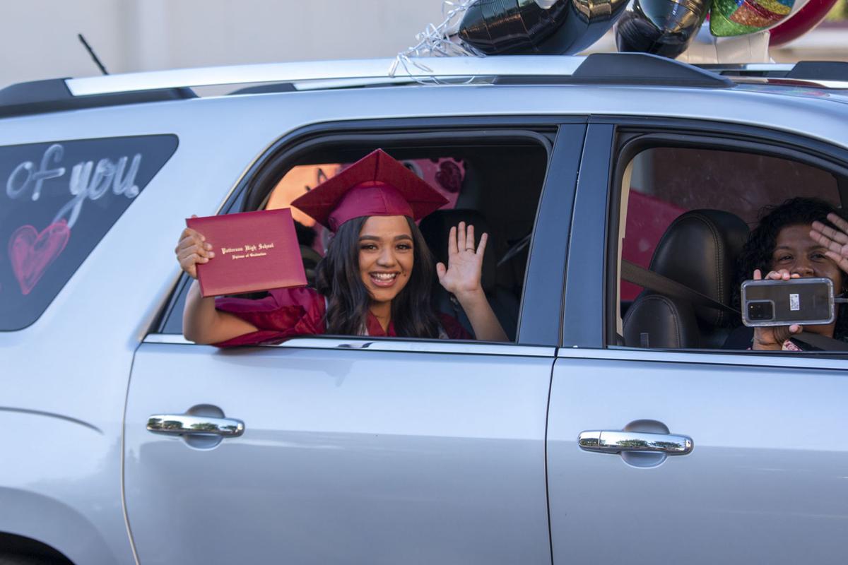 PHS 2020 Drive-Thru Graduation