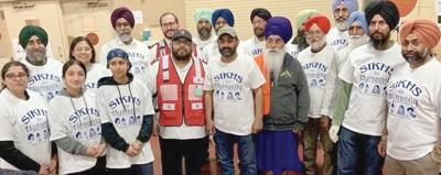 Sikhs for Humanity meals