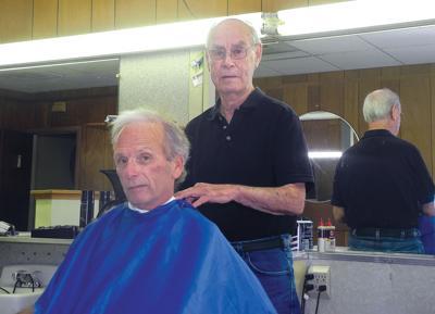 Dan Tafoya at the Hairitage